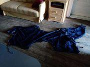 Fliegenausreitdecke blau 145 cm