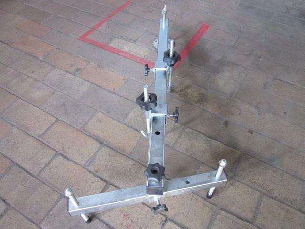 Universal Motor Getriebe - Stütztraverse