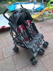 Kinderwagen Zwillingskinderwagen McLaren TwinTechno