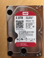 HD WD Red 2TB - Fast