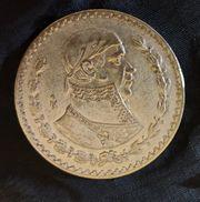 Mexiko 1 Peso Mexiko 1961