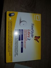 freestyle libre 2 sensor