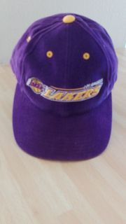 LA LAKERS Basketball Caps NEU