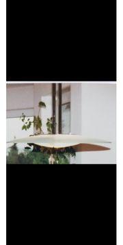 Design Deckenleuchte mit Dimmer höhenverstellbar