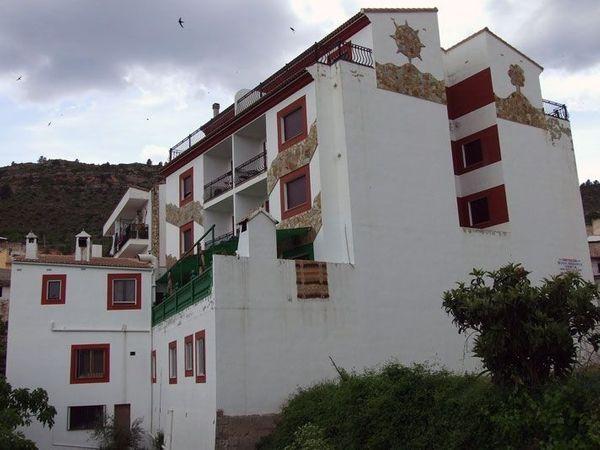 Spanien - Kleines Hotel - Apartmenthaus bei
