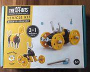 Offbits Fahrzeug Kit Gelbes Auto
