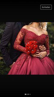 Hennakleid Abendkleid Brautkleid