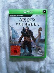 Assasian Creed Valhalla Xbox Series