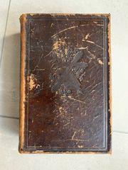 142 J alte Bibel von
