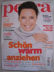 NEU ungelesen Zeitschrift PETRA Januar