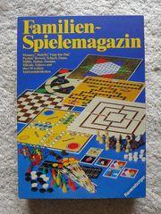 Ravensburger Familien Spielemagazin Sonderausgabe 1980