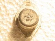 Transistor 2N3055 -neu-