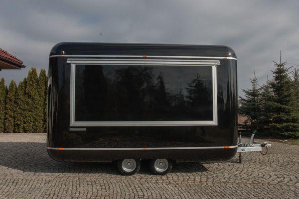 Imbisswagen Verkaufswagen Verkaufsanhänger Imbissanhänger NEU