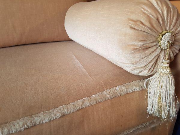 Retro Sofa 3 Sitzer mit