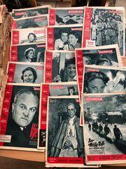 Alte Zeitungen Zeitschriften