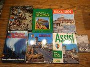 Bücher Rom Assisi Polarkreis ab