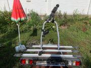 Fahrrad träger für Anhängerkupplung 3