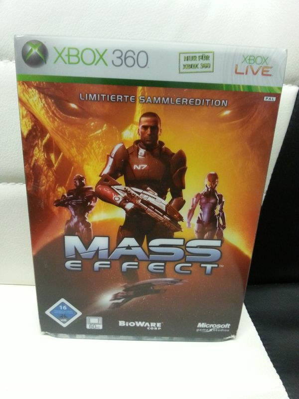 Mass Effect Limitierte Sammleredition Xbox