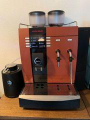 Kaffeemaschine von Jura X9 inkl