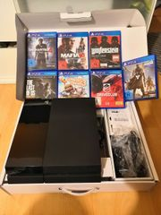 PlayStation 4 - Konsole 500GB 7