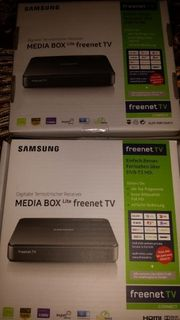 reciver tv freenet tv