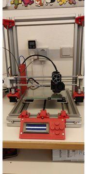 Eigenbau 3D Drucker