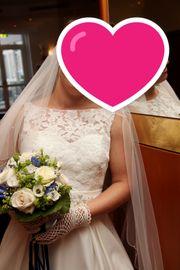 Wunderschönes Brautkleid Hochzeitskleid in Gr