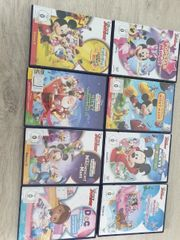 Mickey Maus Wunderhaus DVDs