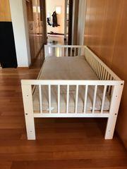 Kinderbett Ikea GEA Matratze