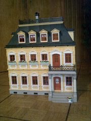 Nostalgie Villa Playmobil