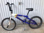 BMX Rad 20 Zoll fahrbereit