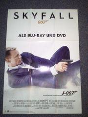 2012 Filmplakat 007 Skyfall Mediathek