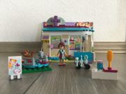 Lego Friends Tierpflege Klinik Set