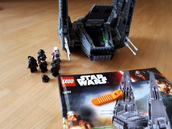 Lego 75104 Kylo Ren s