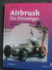 Airbrush für Einsteiger Buch