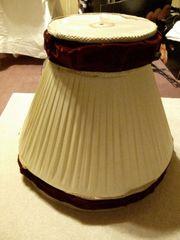 Riesengroßer Lampenschirm