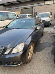 Mercedes Benz E220 T CDI