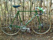 Italo-Schätzchen GRANDIS Stahl-Rennrad handmade Ein