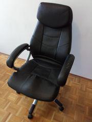 Bürodrehstuhl schwarz an Selbstabholer abzugeben