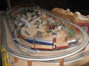 Eisenbahnanlage HO