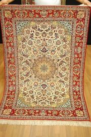 Teppich isfahan Perser ca 170