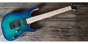 E-Gitarre Ibanez RG421AHM blue moon