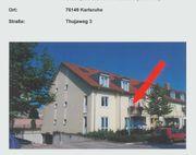 Vermietung 1-Zimmer-Wohnung in Karlsruhe Neureut