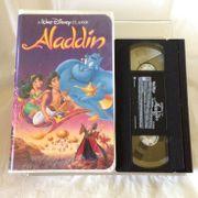Aladdin VHS Black Diamond