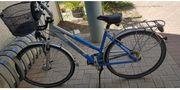 Damen- herrn Trekking Fahrrad Hercules