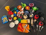 Zubehör für die Spielküche