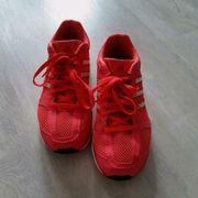 knallige Adidas bounce Schuhe gr