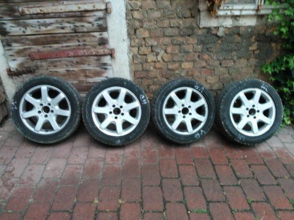 Mercedes - Alufelgen 16