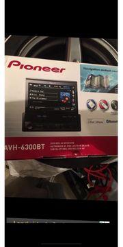 Pioneer AVH 6300BT