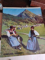 Vorarlberg Kalender 1973
